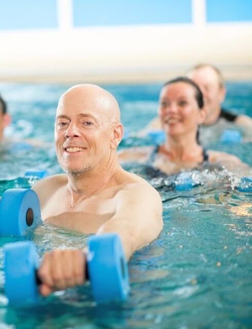 How does Swimming Help your Gout?
