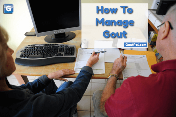 How To Manage Gout photo